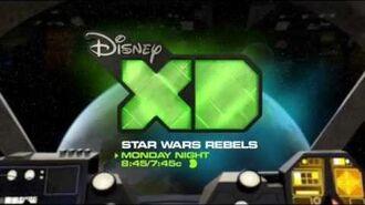First Look - Star Wars Rebels - Monday Night at 8 45 7 45c