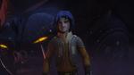 Ezra embraces the dark side
