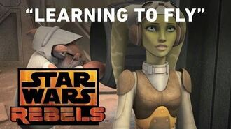 Learning to Fly – Wings of the Master Preview Star Wars Rebels