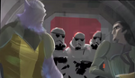 Concept art of Zeb and Kanan