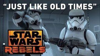 Just Like Old Times - Stealth Strike Preview Star Wars Rebels