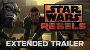 Star Wars Rebels Extended Trailer