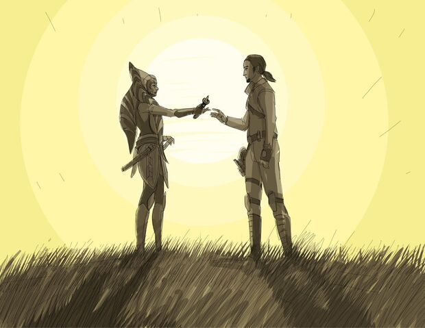 File:Ahsoka and Kanan (Dave Filoni sketch).jpg