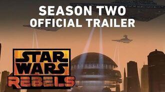 Star Wars Rebels Season Two Trailer (Official)