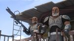 Rex and Wolffe
