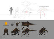 Out of Darkness Concept Art 11