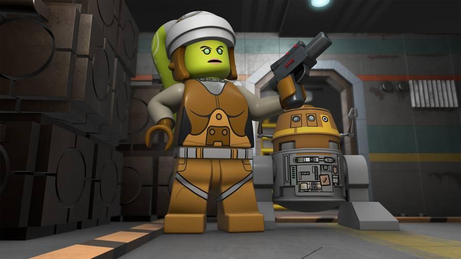Image - Lego Hera and Chopper.jpg   Star Wars Rebels Wiki   FANDOM ...