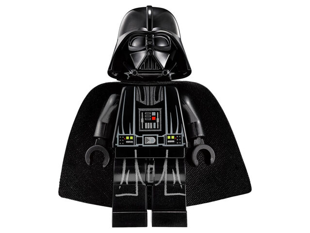 Darth Vader Coloring Pages Colored Already