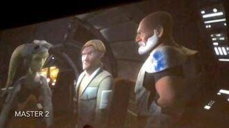 Kallus and Rex command the Ghost (Leak) Star Wars Rebels Season 4 HD