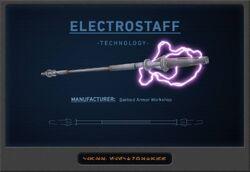 Electrostaff Card