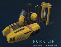 Fork Lift 1