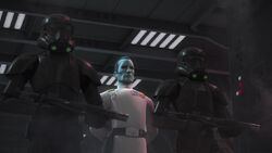 Thrawn Death Troopers
