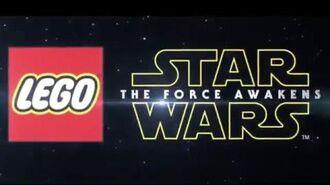 LEGO - STAR WARS FORCE AWAKENS - REVEAL TRAILER (LEAKED)