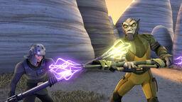 Zeb vs Kallus