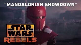 Mandalorian Showdown - Imperial Supercommandos Preview Star Wars Rebels