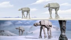 AT-ATComparison