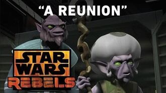 A Reunion - Legends of the Lasat Preview Star Wars Rebels