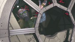 Zeb in TIE Fighter