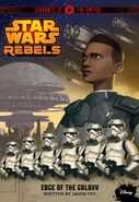 Star Wars Rebels Servants of the Empire cover