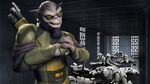 Zeb after taking out Stormtroopers