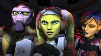 Star Wars Rebels It All Comes Down to This Fire Across the Galaxy Disney XD Official