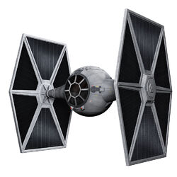 Star Wars Rebels TIE Fighter