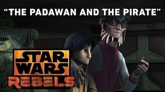 The Padawan and the Pirate - Brothers of the Broken Horn Preview Star Wars Rebels