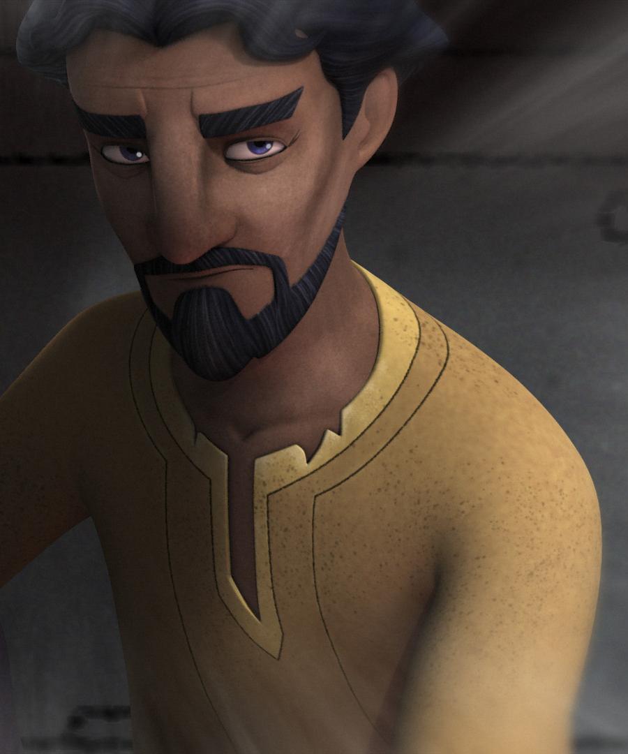 Ephraim Bridger | Star Wars Rebels Wiki | FANDOM powered ...