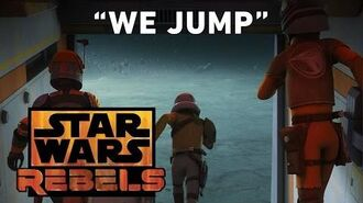 We Jump - The Call Preview Star Wars Rebels