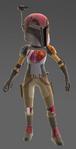 Sabine Wren Avatar Prop (Xbox)