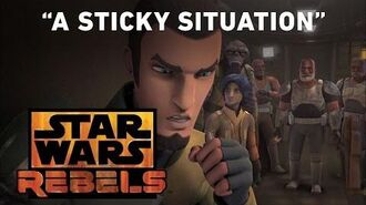 A Sticky Situation Star Wars Rebels