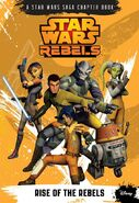 Star Wars Rebels Rise of the Rebels