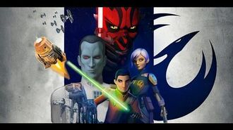 Upcoming Episodes in Star Wars Rebels Season 3-1