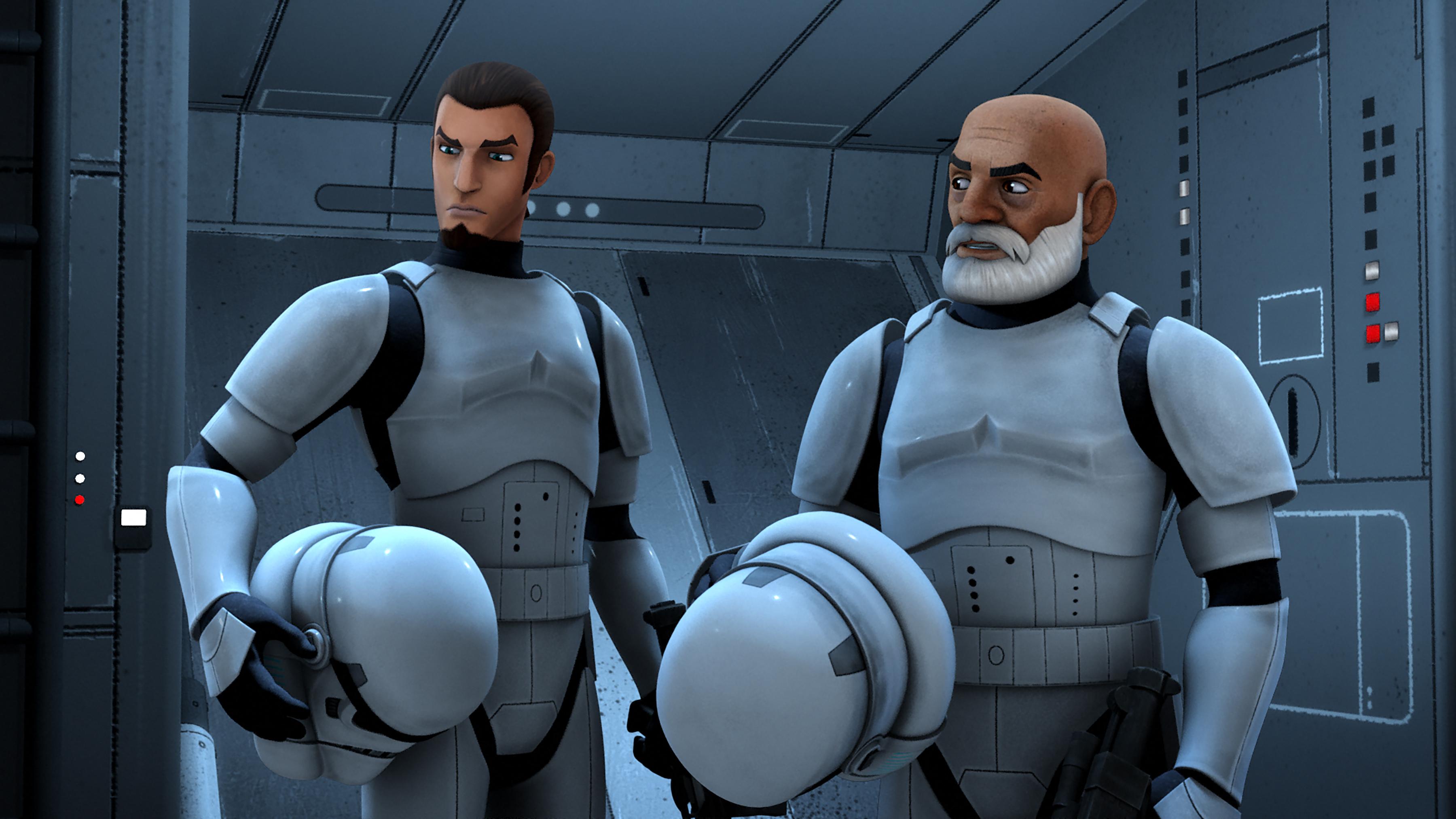 Rebels Star Wars Captain Rex