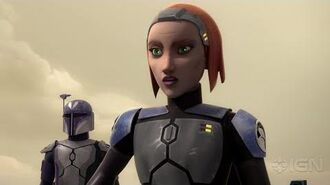 Star Wars Rebels Bo-Katan Returns - Exclusive Clip