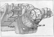Ghost Cockpit Concept Art 1