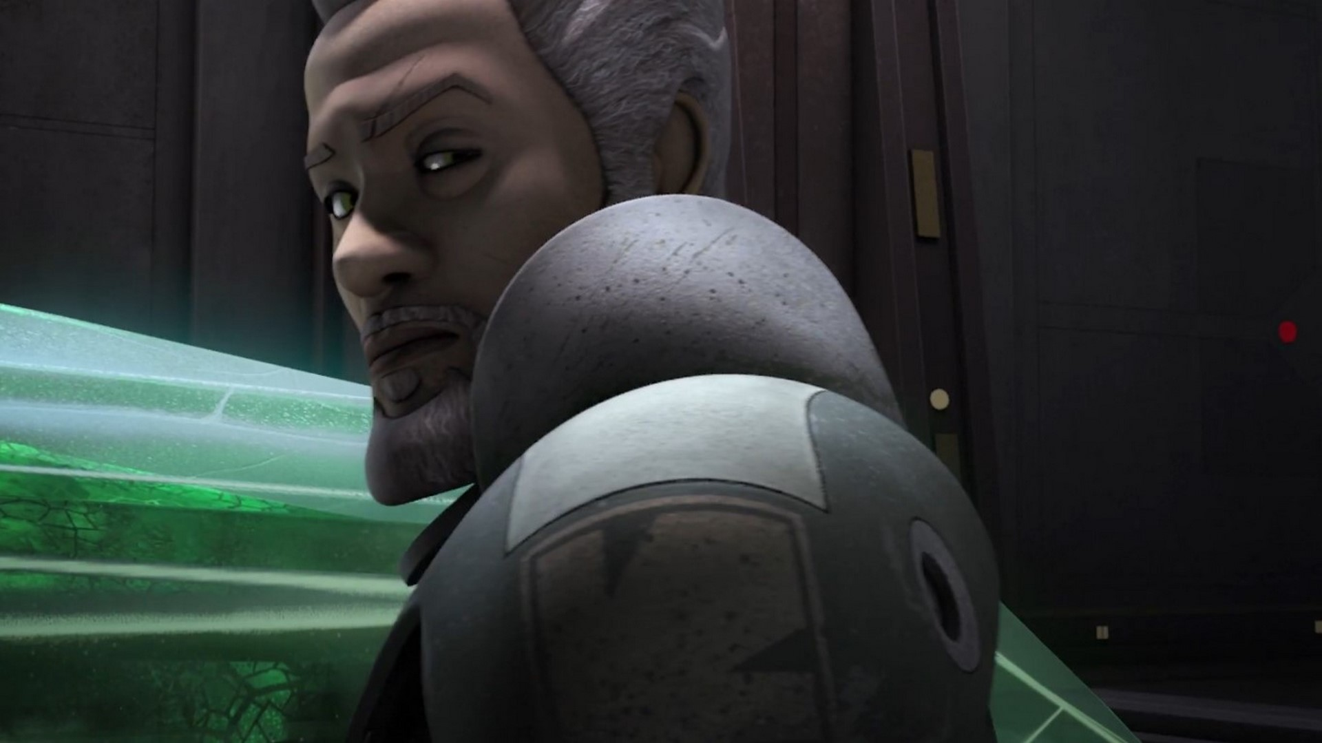 Image result for star wars rebels saw gerrera