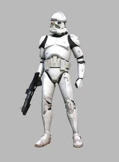 Standard Phase 2 Clone Trooper