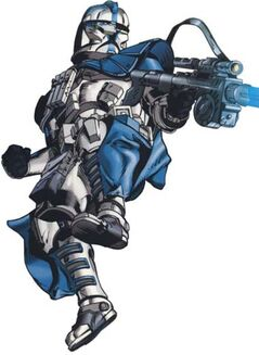 ARC Trooper Alpha