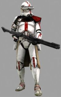 Clone Commander Deviss
