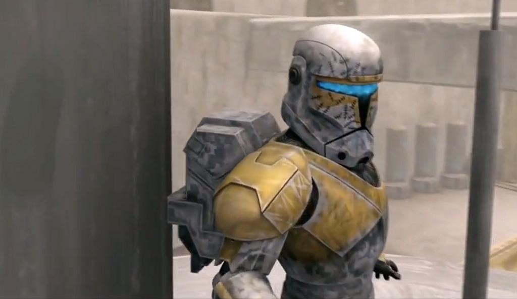 Gregor Republic Commando Clone Trooper Wiki Fandom Powered By