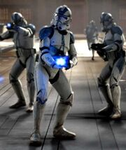 Phase 2 501st Clone Troopers