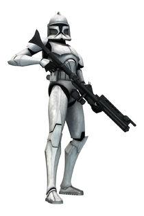 Phase 1 Clone Wars Clone Trooper