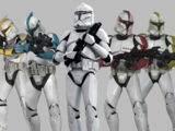 Clone Officers