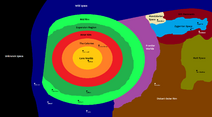 Map of the Galaxy
