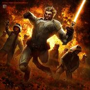 Jedi general by kerembeyit-d3fi9co
