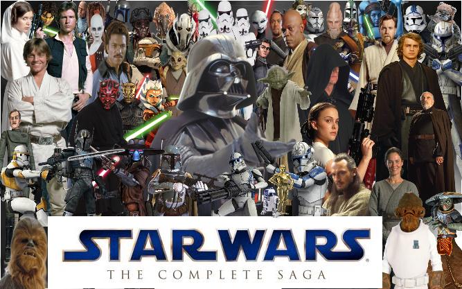 Star Wars colague