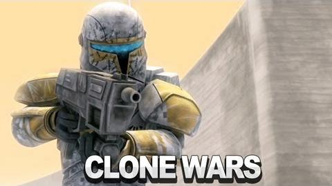 Star Wars Clone Wars - Republic Commando vs. Battle Droids