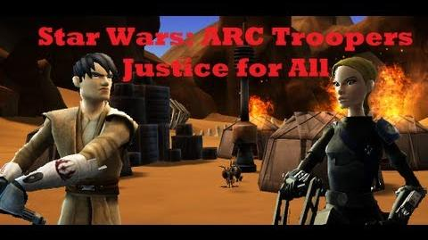 Star Wars ARC Troopers Episode 9 Justice for All