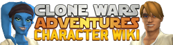 CWA Character Wiki Wordmark